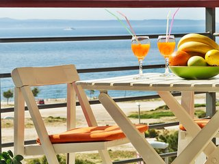 Aquamarine beach apartment- terrace, seaside