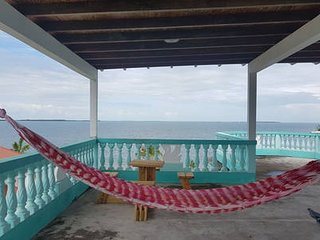 See Belize Tranquil 2-Bedroom Sea View Vacation Rental