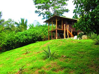 1 Bedroom Nature's Lover Cabin by Bluff Beach with Garden, Pond & Wildlife !