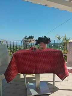 Villa D'Angelo intera con piscina privata vista mare