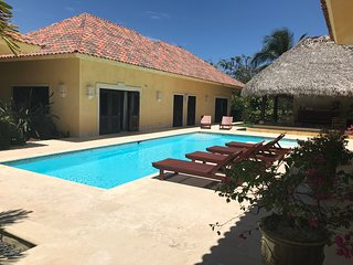 Ultra Luxury Modern Party Group 5BR Villa with Airport Transfers Included.