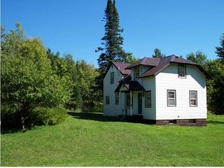 Yooper Lodge Twin Lakes Area of Houghton County on Trail #3