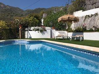 CORTIJO ROSALIA. Private Villa in Frigiliana
