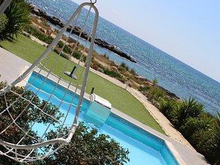 Seafront Villa