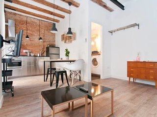 Stylish 1bed in the heart of Barceloneta
