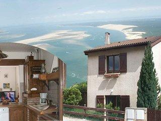 à 2 pas de la dune du Pyla, baie d'Arcachon, maison agréée 3* office tourisme...