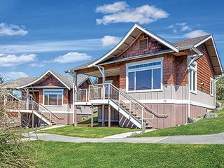 Deluxe Cottage on Deer Harbor, available 19-23 July 2018
