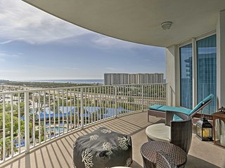 Destin Resort Condo w/Gulf-View Patio&Pool Access