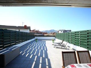 KOBENTU TXIKI: Nuevo, terraza, tranquilidad!