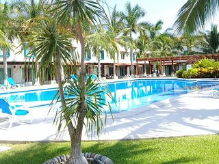 Villas Acqua in Ixtapa Beach