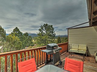 Ruidoso Condo w/ Game Room, Balcony, & Pool!