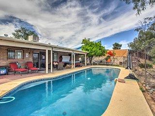 NEW! Tucson Home w/Pool & Hot Tub - Near Downtown!