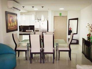 Apartamento de 3 alcobas en Cartagena