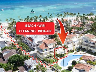 VIP Pool Apartment WiFi Cleaning ''Riviera''