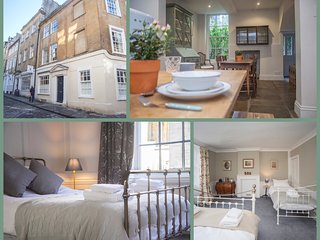 Beautiful Central Bath Georgian Townhouse (PP)
