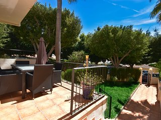 Townhouse only 50 m from the beach