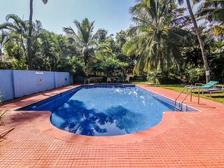 CM087: Luxury 2 Bedroom  Apartment ,Calangute, Goa
