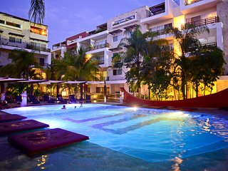 Incredible PH for 6 in the best area of Playa del Carmen !! Sabbia 407