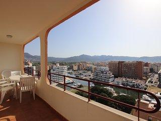 Gran apartamento vistas mar y con piscina