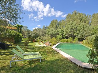 SPIROS - Country house with swimming pool close to the sandy beach in Alcudia