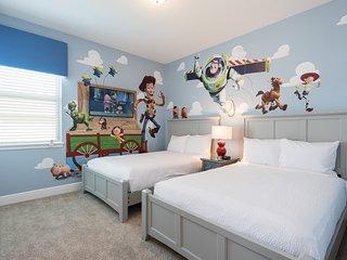 EncoreResort 2106*Resort*AquaPark*Free Shuttle to Parks*Near Disney*PrivatePool*