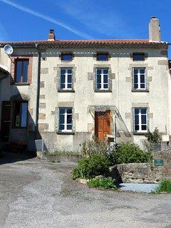 Gite de Fontaine in the heart of rural Haute Vienne