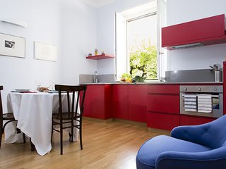 Disciplini: Charming flat in the Center