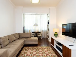 Confortable 3 Bedrooms at the Beach Square- Copacabana SC-201