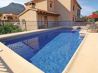 5 bedroom Villa in Calpe, Region of Valencia, Spain - 5538577