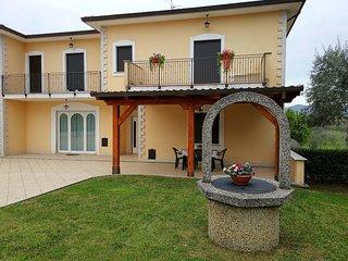 Casa Vacanze Valcomino Appartamento con giardino 1
