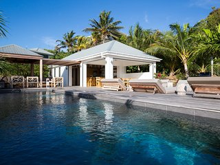 VillaCoco Rock -PARADISIAC VILLA IN ST BARTH - Luxury Villa 12 people Ocean View
