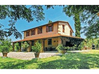 4 bedroom Villa in Treggiaia, Tuscany, Italy : ref 5540233