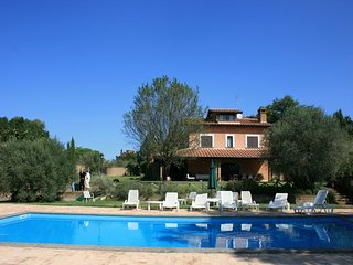6 bedroom Villa in Capo la Ripa, Latium, Italy : ref 5239846