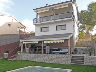 4 bedroom Villa in Canyelles, Catalonia, Spain : ref 5538604