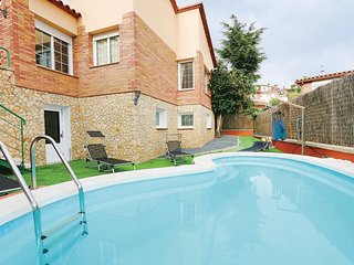 3 bedroom Villa in Canet de Mar, Catalonia, Spain : ref 5538645