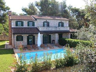 3 bedroom Villa in Sveti Lovreč Pazenatički, Istria, Croatia : ref 5609539