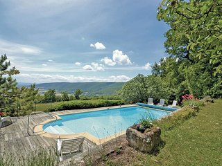 5 bedroom Villa in La Roche-sur-Grane, Auvergne-Rhone-Alpes, France : ref 552241