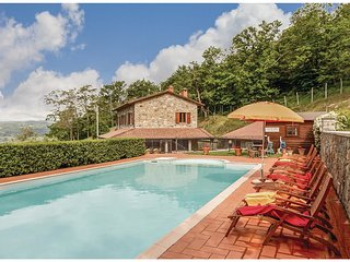 4 bedroom Villa in La Lama, Tuscany, Italy : ref 5523460