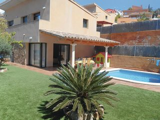 3 bedroom Villa in Tossa de Mar, Catalonia, Spain : ref 5538711