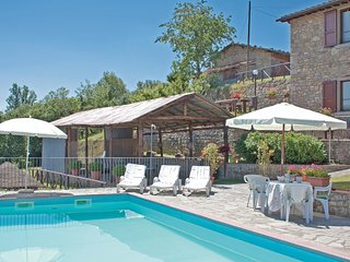 2 bedroom Villa in Castel San Niccolo, Tuscany, Italy - 5536564