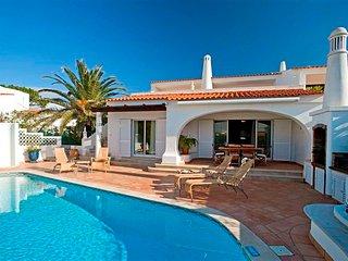 Vale do Lobo Villa Sleeps 10 with Pool Air Con and WiFi - 5607908
