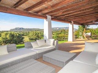 5 bedroom Villa in Murta Maria, Sardinia, Italy : ref 5609550