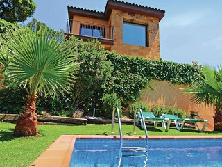 3 bedroom Villa in Sant Genís de Palafolls, Catalonia, Spain : ref 5541015