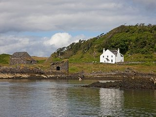 Island of Shuna Cottages - South End House