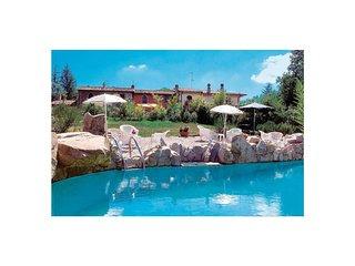 5 bedroom Villa in Corte Ciani, Tuscany, Italy : ref 5540310