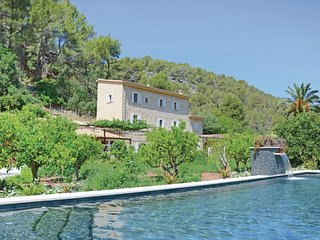 6 bedroom Villa in Port de Sóller, Balearic Islands, Spain : ref 5523209