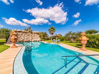 6 bedroom Villa in Platja de Muro, Balearic Islands, Spain : ref 5503152