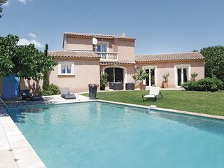 4 bedroom Villa in Eyguieres, Provence-Alpes-Cote d'Azur, France : ref 5539372