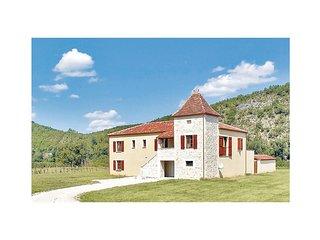 3 bedroom Villa in Luzech, Occitania, France : ref 5522305