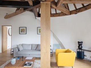 Charming Marais Apartment